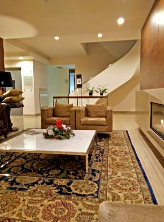 Dom Goncalo Hotel & Spa: Recepção