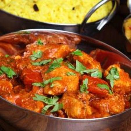 Oranmore, Ierland: Chicken Balti