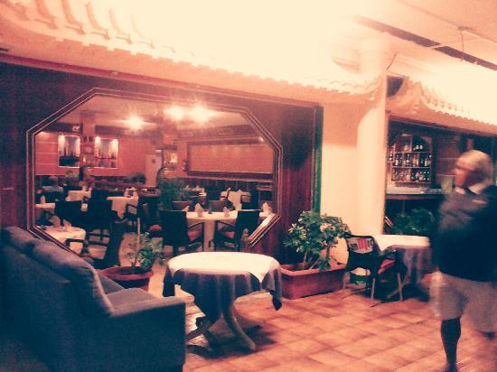 Torviscas Spice Village : The Entrance