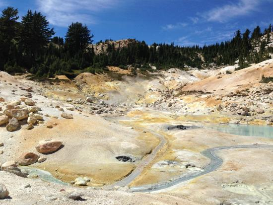 Super 8 Susanville: Lassen volcanic national park