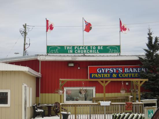 Gypsy's Bakery and Restaurant : The Place to be in Churchill!