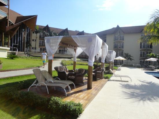 Recanto Cataratas Thermas Resort & Convention : Bangalos