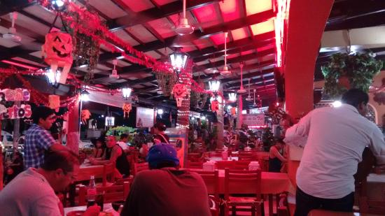 El Fogon: Restaurante
