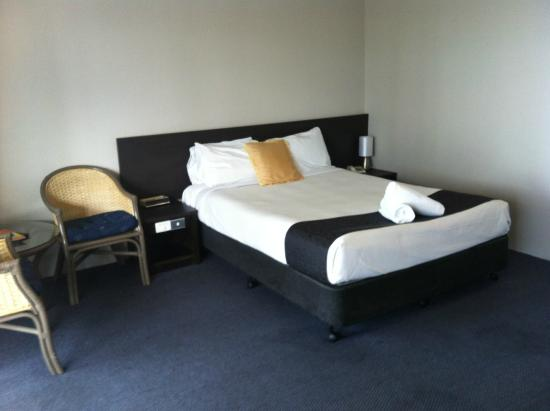 The Beachcomber Hotel : Clean and tidy