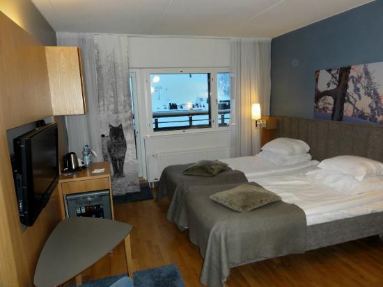 Break Sokos Hotel Levi: Room 485
