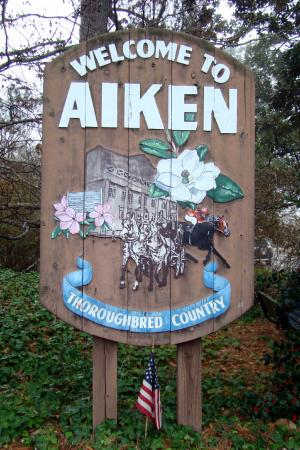 Carriage House Inn: Welcome to Aiken