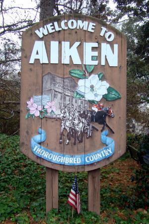 Carriage House Inn: Welcome to Aiken