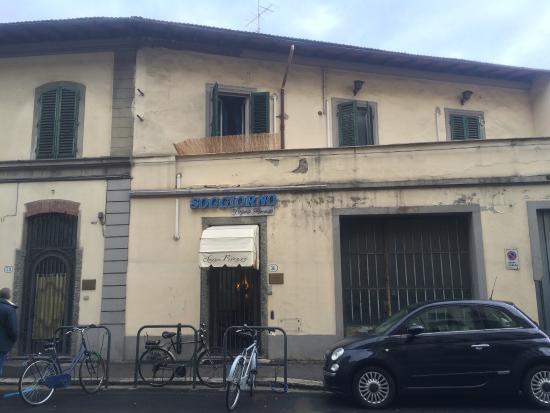 Esterno - Picture of Soggiorno Sogna Firenze, Florence - TripAdvisor