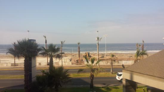 Holiday Inn Express Iquique: vista al mar