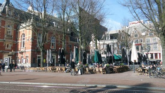 Leidseplein Picture Of Leiden Square Leidseplein