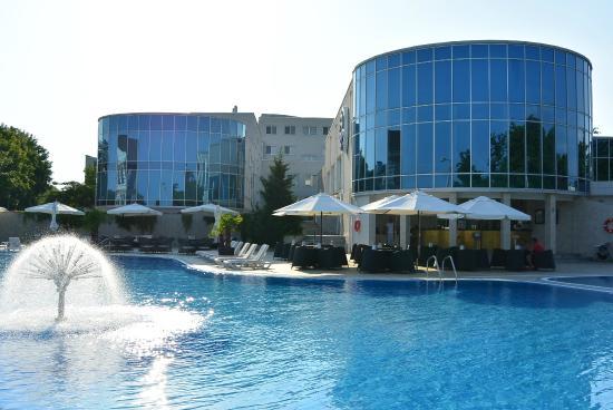 Grand Marine: бассейн