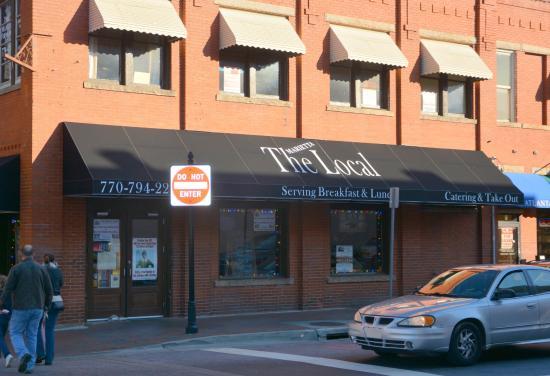The Marietta Local