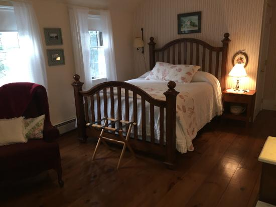 Elizabeth Rose House: Guest room