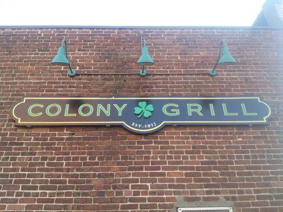 Colony Grill: Stamford's Best??