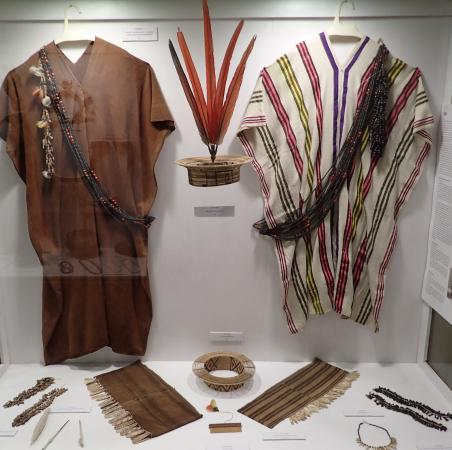 Hunting and fishing tools of Amazon Indians