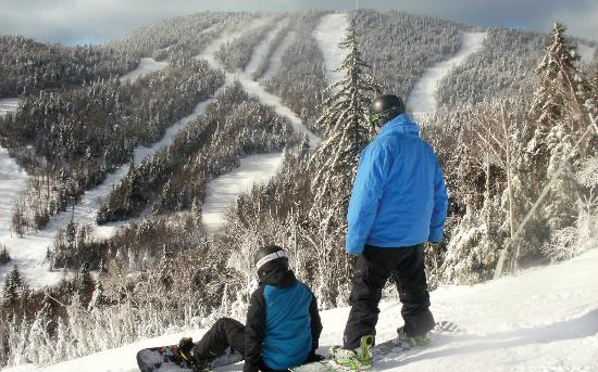 Black Mountain Lodge: Gore is Open and so are we!