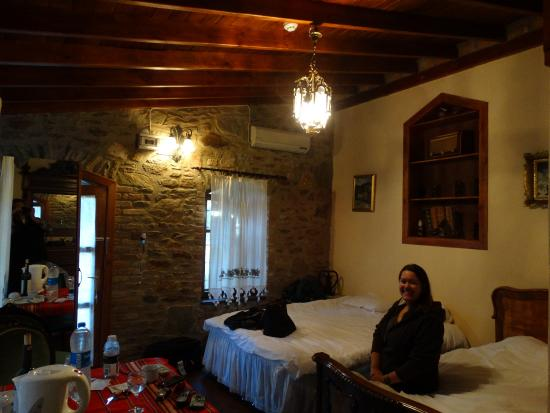 StoneHouse ByIpek FarmHouse: our room