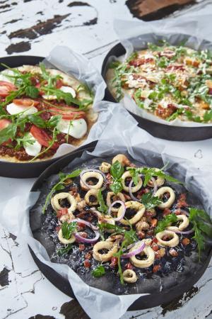 Skinny Pizza 100
