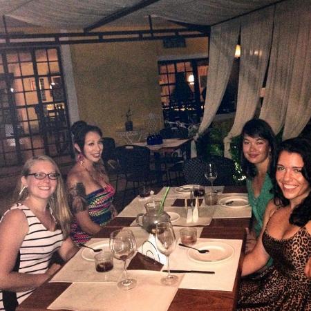 Restaurante La Farola: Birthday dinner