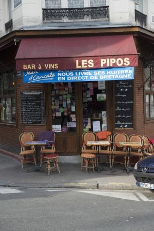 Les Pipos: Entrance