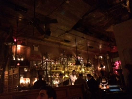 Macao Trading Co : Bar view from table