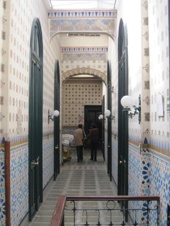 Provincia Express Puebla: Interior decoration