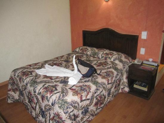 Provincia Express Puebla: Small room