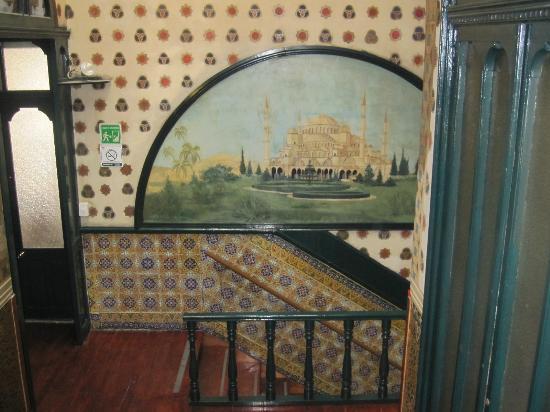 Provincia Express Puebla: Tiles everywhere