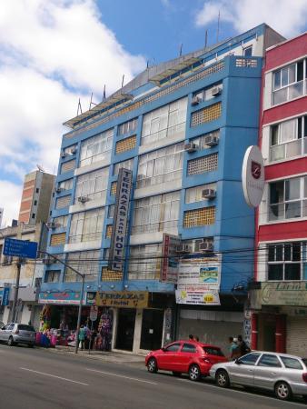 Fachada Do Hotel Picture Of Terrazas Hotel Curitiba