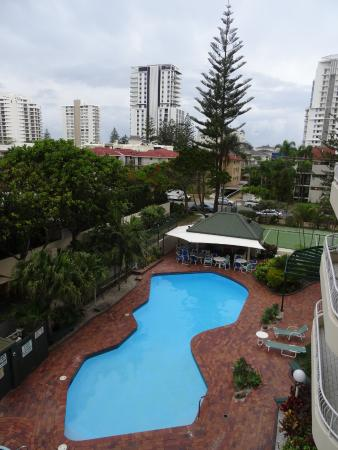 Capricornia Apartments: Lovely, clean pool