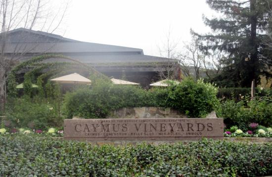 Caymus Vineyards, Rutherford, Ca