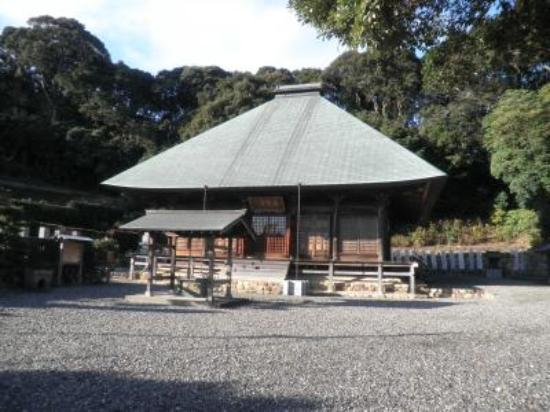 Ogaji Temple: 本堂
