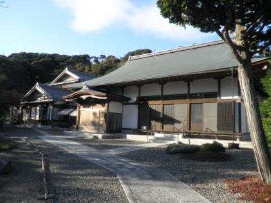 Ogaji Temple: 社務所