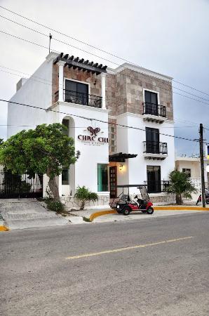 Chac Chi Hotel & Suites : Fachada