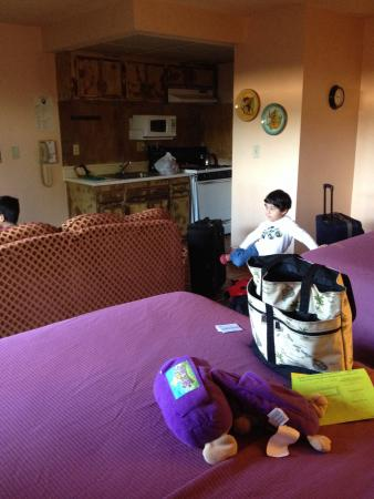 Hotel Pepper Tree: First time Disney vacation