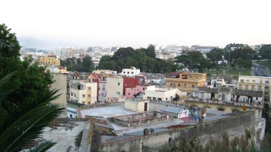 Tanger Chez Habitant: The View