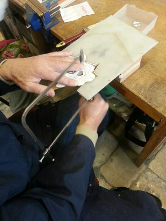 Yad LaKashish: 100% hand made