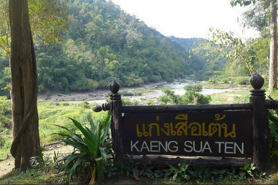 Song, Thaimaa: Mae Yom Park