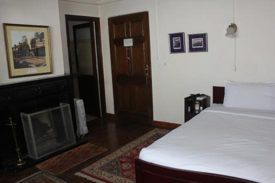 Windamere Hotel: A bedroom
