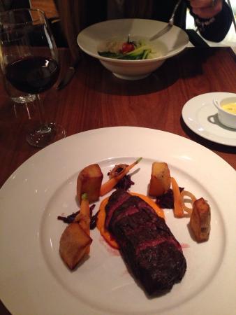 New Dorrius: Steak