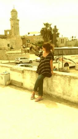 Mount of Olives Hotel: En las afueras del Hotel