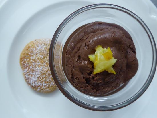 mousse au chocolat maison photo de le bouchon sully lyon tripadvisor