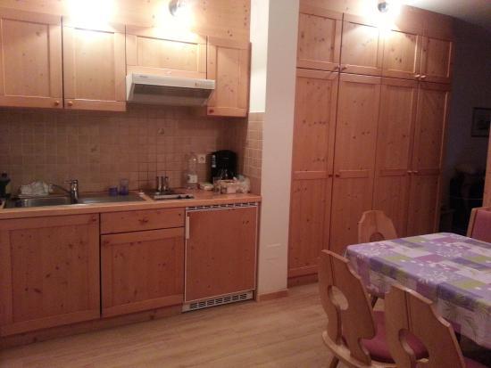 Hotel Thalguter: La cucina