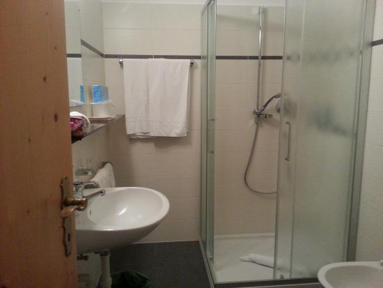 Hotel Thalguter: Il bagno dell'appartamento
