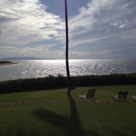 Menehune Shores: View from Room 118