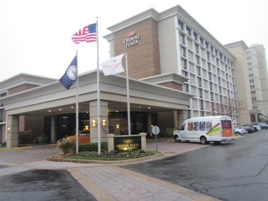 Crowne Plaza Tysons Corner : The hotel