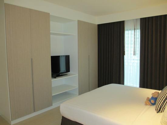 1 Bedroom Premier Newly Refurbished Master Bedroom Picture Of Somerset Park Suanplu Bangkok Tripadvisor