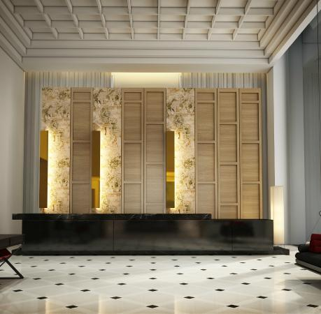 Somerset Park Suanplu: Refurbished Guest Service at Lobby