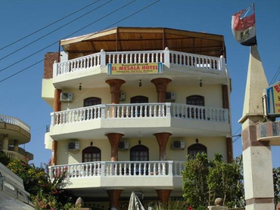El Mesala Hotel: Hotel