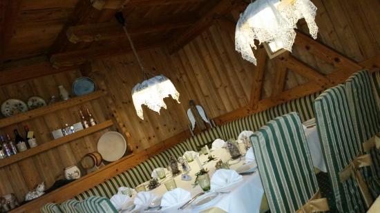 Hotel Rotwand: ristorante